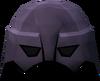 Warrior helm (mithril) detail