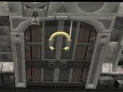 Agility door