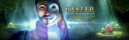 Easter Eggstravaganza head banner