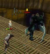 Jungle Demon death