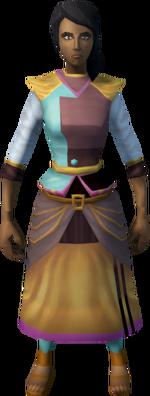Menaphite citizen (Port District, Female, 4)
