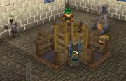 Mining guild ingang