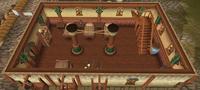 Renovated lodgings