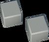 Sugar cube detail