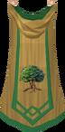 Capa de Mestre de Corte de Lenha detalhe