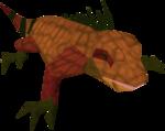 Cave lizard
