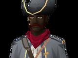 Colonist's coat
