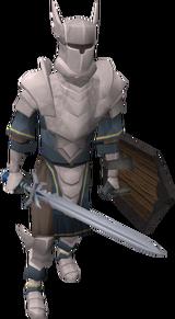 Falador White Knight