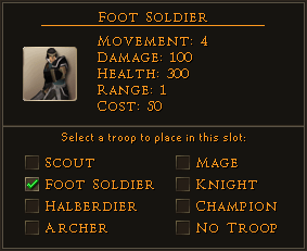 Footsoldierdetails