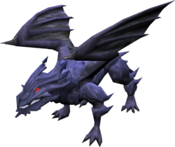 Mithril dragon