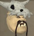 Ogre chieftain chathead