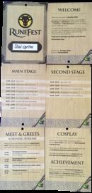 RuneFest 2016 lanyard 1
