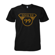 RuneFest 2017 Level Up 99 t-shirt