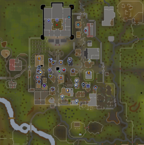 New Varrock map