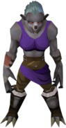 Werewolf (female)