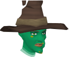 Witch chathead