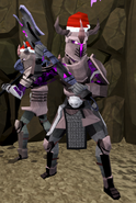 Dharok the Wretched (shadow) (christmas)