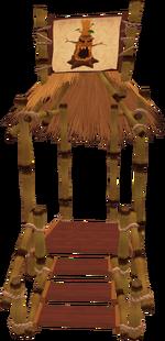 Evil tree portal (inactive)