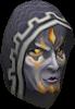 General Khazard (Filhos de Mah) cabeça