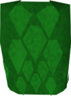 Green d'hide body detail old