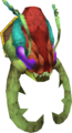 Kalphite queen head (mounted) built.png