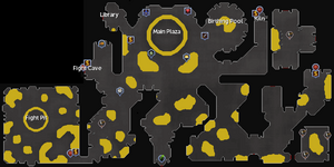TzHaar City map