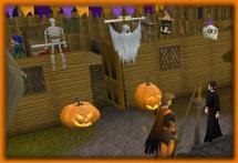2008 Hallowe'en event