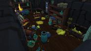 Black Knights' Fortress treasure room