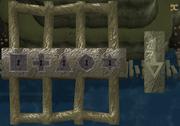 Brine Rat Cavern door puzzle