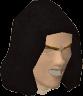 Dark mage head