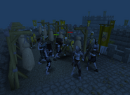 Defender of Varrock - the last trainee