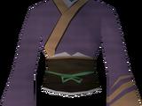 Eastern kimono (purple)