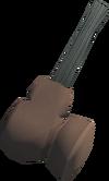 Off-hand warhammer (class 2) detail