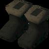 Rogue boots detail