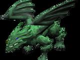 Dragão de adamantio