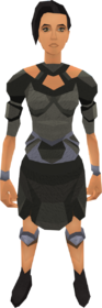 Agile set equipped (female)