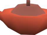 Antique lamp (Recipe for Disaster)
