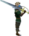 Augmented Saradomin sword equipped.png