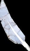 Icyene feather detail