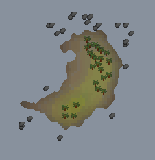 Island (Hunt for Red Raktuber) map