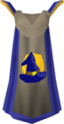 Magic cape (t) detail old