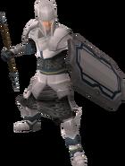Saradominist ranger 3