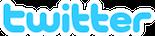 Twitter logo header