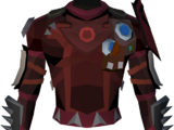 Augmented Death Lotus chestplate