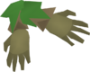 Avantoe gloves detail