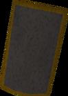 Black sq shield detail old