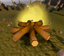 Bonfire (Winter event, 30)