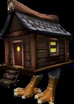 Casa Ianda pet