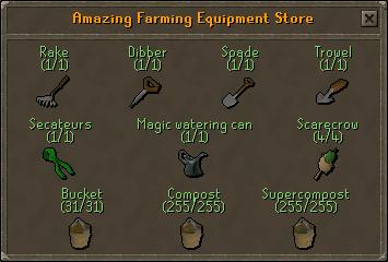 Farming store Leprechaun