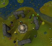 Great Orb Project Water Altar